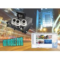 Wholesale Local Storage Car Mobile DVR Multi Camera Vehicle DVR With High Resolution Cameras from china suppliers