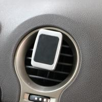 Wholesale Rectangle Air Vent Magnetic Car Mount Phone Stand Cradle For Samsung S7 S8 from china suppliers