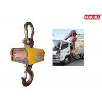 Wholesale LED Heavy Load Steel Hook Digital Crane Weighing Scale For Warehouse Capacity 30 Ton from china suppliers