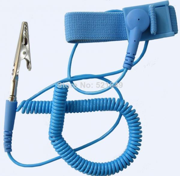 Anti Static Shoe Straps : Anti static discharge wrist strap band of item