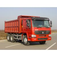Wholesale Medium Duty Dump Truck For Dumping Muck , 30 Ton Heavy Duty Semi Trucks from china suppliers