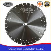 Wholesale 450mm Laser Welded Diamond Saw Blades For Cutting Reinforced Concrete from china suppliers