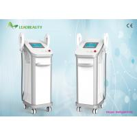 Wholesale Factory price elight ipl rf IPL SHR&E-light hair removal equipment with double handles from china suppliers