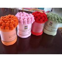 Wholesale Pom Pom Throw from china suppliers