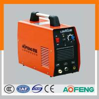 Quality Inverter DC air plasma cutting machine, air plasma cutter CUT 40 60 100 for sale
