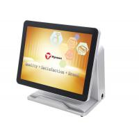 "Wholesale 5 Wire 15"" Touch Screen Pos System HM65 With Dual - Core Double Thread Processor from china suppliers"