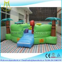 Wholesale Hansel terrfic industrial inflatable slide for rental customizde design from china suppliers
