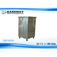 Stainless Steel Homecare Medical Storage Cabinets , Hospital Storage Cabinets With Stable Base KJW-BC06