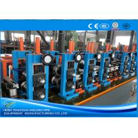 Wholesale Adjusted ERW Tube Mill Production Line Energy Saving Blue Color HG32 from china suppliers