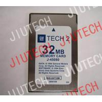 Wholesale V127.000 TECH 2 diagnostic software cards 32MB for Euro4 / Euro 5 / ISUZU Trucks 6HK1-TC from china suppliers