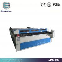 Wholesale Professional head Laser Cutting Engraving Machine to cut metal and non metal material from china suppliers