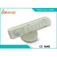 Wholesale 6pcs led Sensor Light Motion Battery ,screwfix PIR sensor night lamp from china suppliers