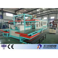 Wholesale Automatic Plastic Thermoforming Machine For Food Box / Container 140KW from china suppliers