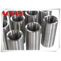 ASTM B861 Titanium Alloy Tube , GR2 Titanium Hollow Bar For Surgical Implant for sale