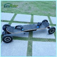 Wholesale Maple Material 1800 Watt Hoverboard Electric Scooter With Four Wheel , 30KM Max Mileage from china suppliers