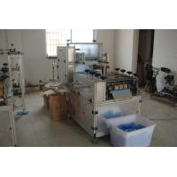 Wholesale PLC Disposable Items Manufacturing Machine 4Kw Power With 120 Pcs / Min from china suppliers