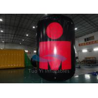 Wholesale Outdoor Activity / Event Cylindrical Inflatable Marker Buoys Customized Logo from china suppliers