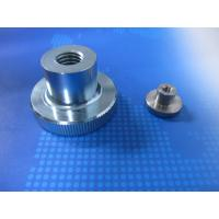 Wholesale Stainless Steel Custom Fasteners CNC Parts Metal Stamping Dowel Round Tapping Nut from china suppliers
