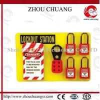 Wholesale Hold Lockout Equipment 4-Locks Lock Station from china suppliers