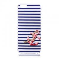 Wholesale Blue Strip Anchor Pattern 4.7 inch Phone Case Back Cover ,Wholesale Price from china suppliers