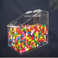 Wholesale Clear acrylic favor box,stylish gift clear acrylic candy favor box from china suppliers