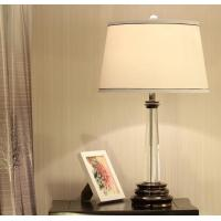 Wholesale Crystal column table lamp for home from china suppliers
