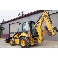 Wholesale Used caterpillar 420E front end loader heavy machinery backhoe from china suppliers