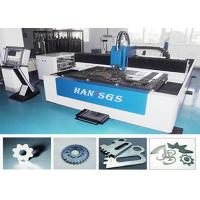 Wholesale GS-LFD3015 Fiber Laser Cnc Metal Cutting Machine 500W 1000W 1500W from china suppliers