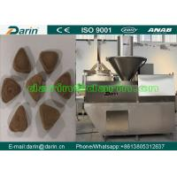 Wholesale 51KW POWER Jerky Pet Food Production Line 300-500kg/hr dog food manufacturing equipment from china suppliers