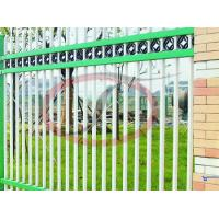 Wholesale Corrosion Resistance Art Steel Modular Garden Fences from china suppliers