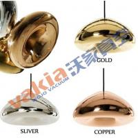 Quality Decorative PVD Plating Plant Vacuum, PVD Coating Equipment For Commercial Metal Lighting for sale