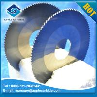 Buy cheap high quality carbide cutters/tungsten carbide cutter blade/carbide saw blade from wholesalers