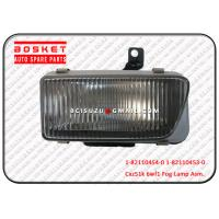 Wholesale Front Fog Lamp Isuzu Body Parts For Cyz51k 6wf1 1821104540 1821104530 from china suppliers