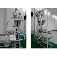 Wholesale Multifunctional Automatic Wheat / Maize Flour Milling Machine Home Use Model 6F2235 from china suppliers