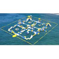 Wholesale Giant Inflatable Water Toys Game / Inflatable Outdoor Water Theme Park Manufacturer from china suppliers