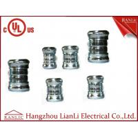 """Wholesale 3"""" 4"""" Steel EMT Conduit Fittings Galvanized Compression Coupling UL Listed , Blue White from china suppliers"""