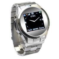 Wholesale HOT !! Watch phone FM new model quadband touch screen from china suppliers