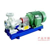 Wholesale Single-Stage Suction Hot Oil Pumps For Industrial , Cantilever Type from china suppliers