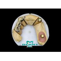 Quality Precision Attachment Telescopic overdenture Yellow Gold Material for sale