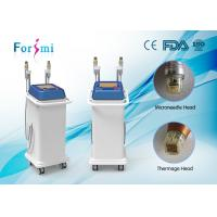 Wholesale portable thermage hight frequency 5Mhz Thermage RF microneedle Machine FMN-II fractional needling therapy from china suppliers