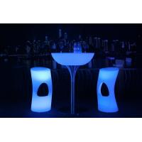 Wholesale 20 Colors LED Lit Furniture 8-10 Hours Run Time AC Plug LED Lounge Furniture from china suppliers