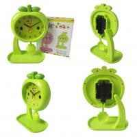 Wholesale Pumpkin Shape Table Clock for Home Decoration from china suppliers