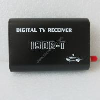Wholesale Brazil  Car ISDB-T 1 seg Digital TV receiver TV tuner box  for South America from china suppliers
