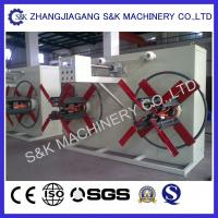Wholesale Hdpe pipe machine Plastic Hdpe Pipe Coiling Machine from china suppliers