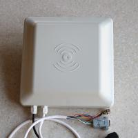 Buy cheap 920-925MHz UHF RFID Integrated Reader / Antenna Long Range Card Reader Auto Operation from wholesalers
