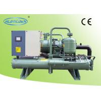 Wholesale CE Certificated Recirculating Water Chiller , Industrial Water Chiller Units from china suppliers