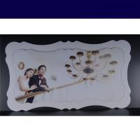 Wholesale Digital Wedding Photo Frame /  MDF Album Frame Custom Made from china suppliers