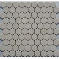 Wholesale Wood White Marble Mosaic,Beige Marble Mosaic,White Marble Mosaic ,White Marble Mosaic from china suppliers