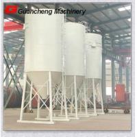 Wholesale 22000 L Volume 0.05 Mpa Design Pressure Mobile Cement Silo For Cement Building Materials from china suppliers