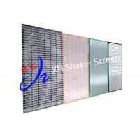 Wholesale 23'' * 45.875'' Mi Swaco Shale Shaker Screen Mesh Heat-resisting from china suppliers